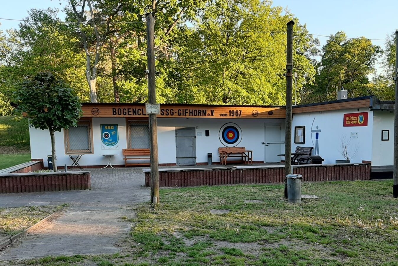 Vereinsheim SSG Gifhorn e.V.